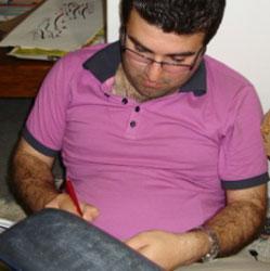 هنرمند ارجمند جناب آقای علی نوذری ( از ساری )